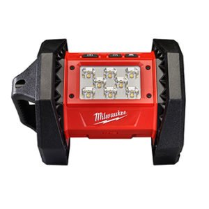 Customers who viewed Milwaukee Electric Tool M18 LED Flood Light (Tool-Only, Battery and… also viewed