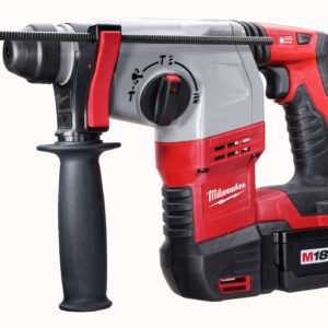 Milwaukee M18 Lithium-Ion 7/8 in. SDS Plus Rotary Hammer Kit