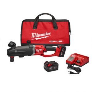 M18 FUEL™ SUPER HAWG™ Right Angle Drill w/ QUIK-LOK™ Kit
