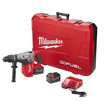 "Milwaukee M18 FUEL 1-9/16"" SDS Max Hammer Drill Kit"