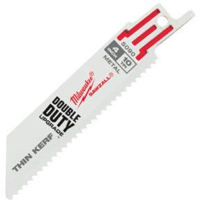 "4"" 10 TPI SAWZALL® Blades (5 Pk)"