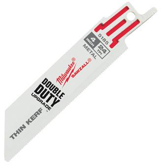 "4"" 24 TPI SAWZALL® Blades (5 Pk)"