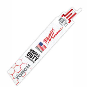 "6"" 18 TPI The Torch™ SAWZALL® Blades (5 Pk)"