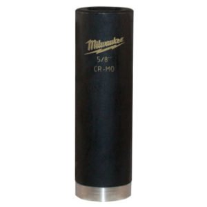 Milwaukee SHOCKWAVE 1/2 in. Socket Deep Well 1 in.