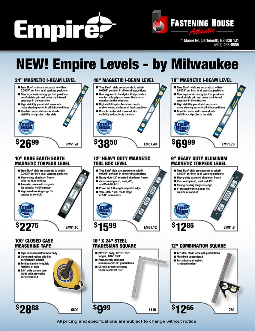 Empire Tools
