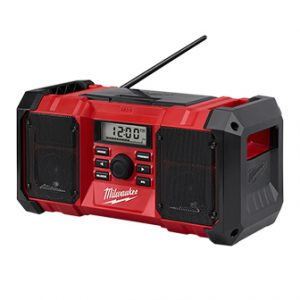M18 Lithium-Ion Cordless Jobsite Radio