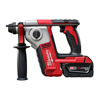 "Milwaukee | M18™ Cordless 5/8"" SDS Plus Rotary Hammer Kit"