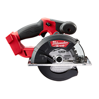 M18 FUEL 18-Volt Lithium-Ion Brushless Cordless Metal Cutting 5-3/8 in. Circular Saw (Tool-Only) w/ Metal Saw Blade