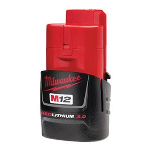 M12 12-Volt Lithium-Ion Compact Battery Pack 3.0Ah