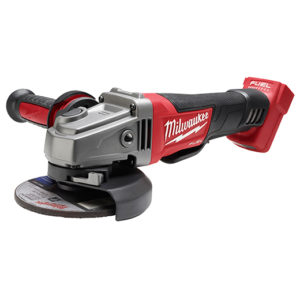 MILWAUKEE M18 FUEL™ 4-1/2″ / 5″ Grinder, Paddle Switch No-Lock (Tool Only)