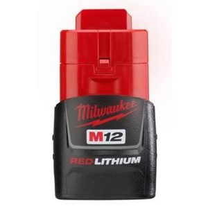 MILWAUKEE M12 RED LITHIUM CP BATTERY