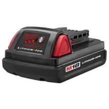 MILWAUKEE M18™ COMPACT LITHIUM-ION BAT