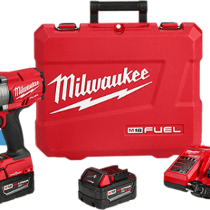 "Milwaukee 2863-22 M18 FUEL™ w/ ONE-KEY™ Impact Wrench 1/2"" Friction Ring Kit"