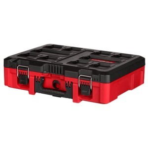 Milwaukee PACKOUT™ Tool Case W/ Customizable Insert