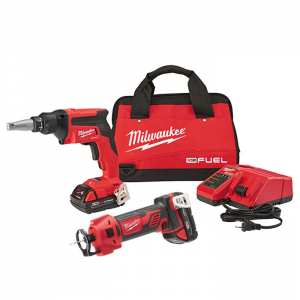 Milwaukee M18 CUT AND DRYWALL GUN