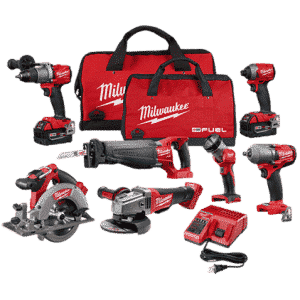 M18 FUEL™ 7 Tool Combo Kit